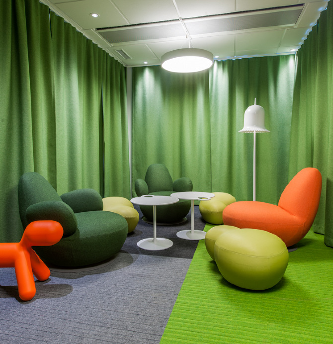 Microsoft Headquarters Stockholm Jason Strong