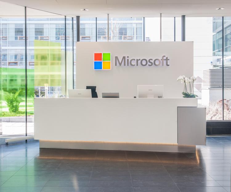 Oficinas microsoft en estocolmo ba2 proyectos for Oficinas de microsoft