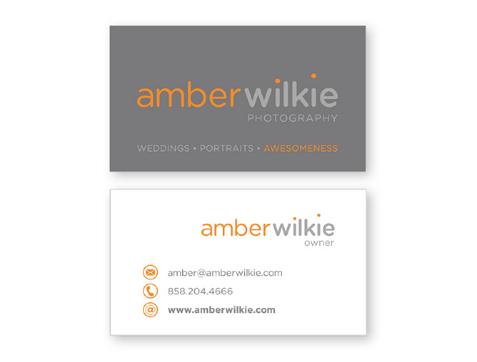 Amber wilkie photography tina tabibi logo business card and facebook timeline cover for online and print use colourmoves