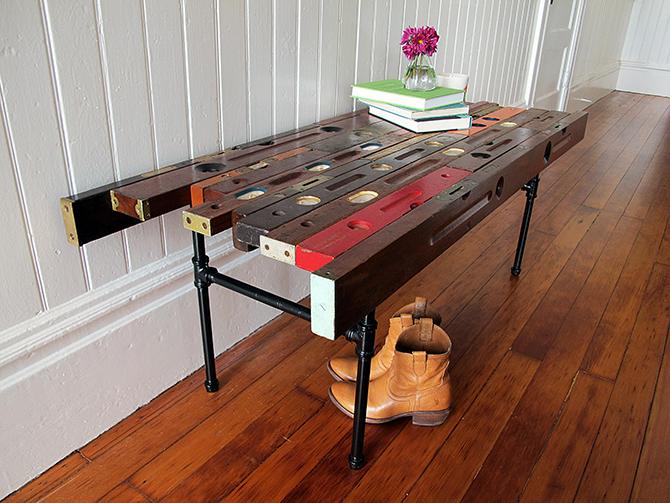 Level Table Tim Delger