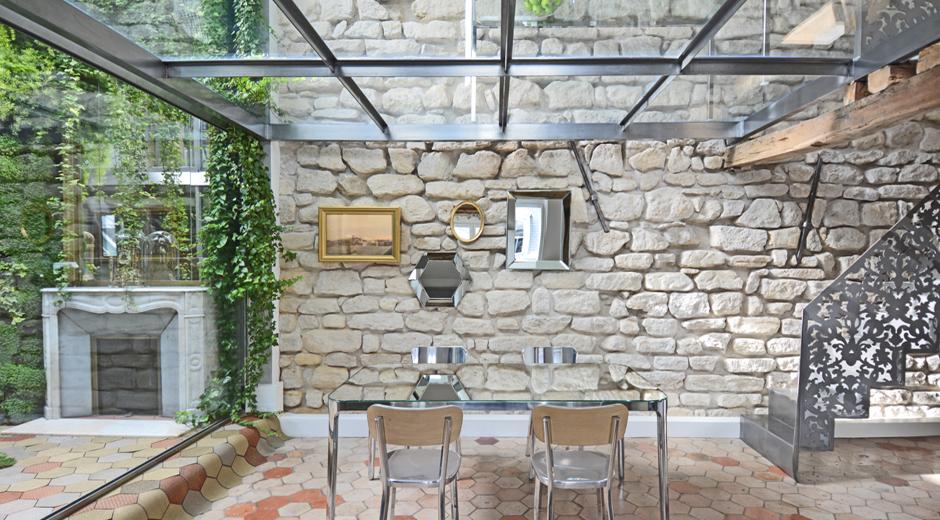 Superb Mur De Verre Exterieur #2: Madeleine [FR] Ateliers Michael Herrman U003d Brique De Verre Exterieur